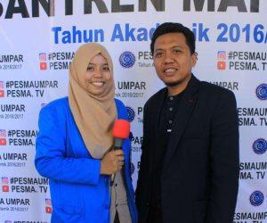 Training Motivator Muda Universitas Muhammadiyah Pare-Pare